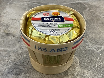 BEURRE ECHIRE 250 GR